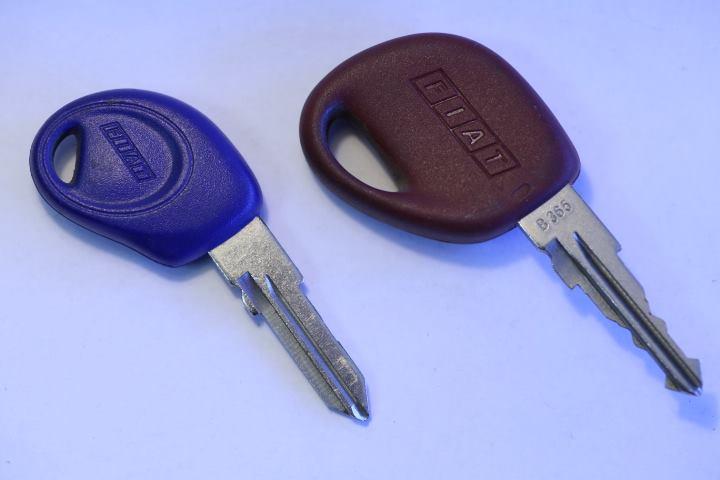 fare le chiavi auto per fiat panda a milano?